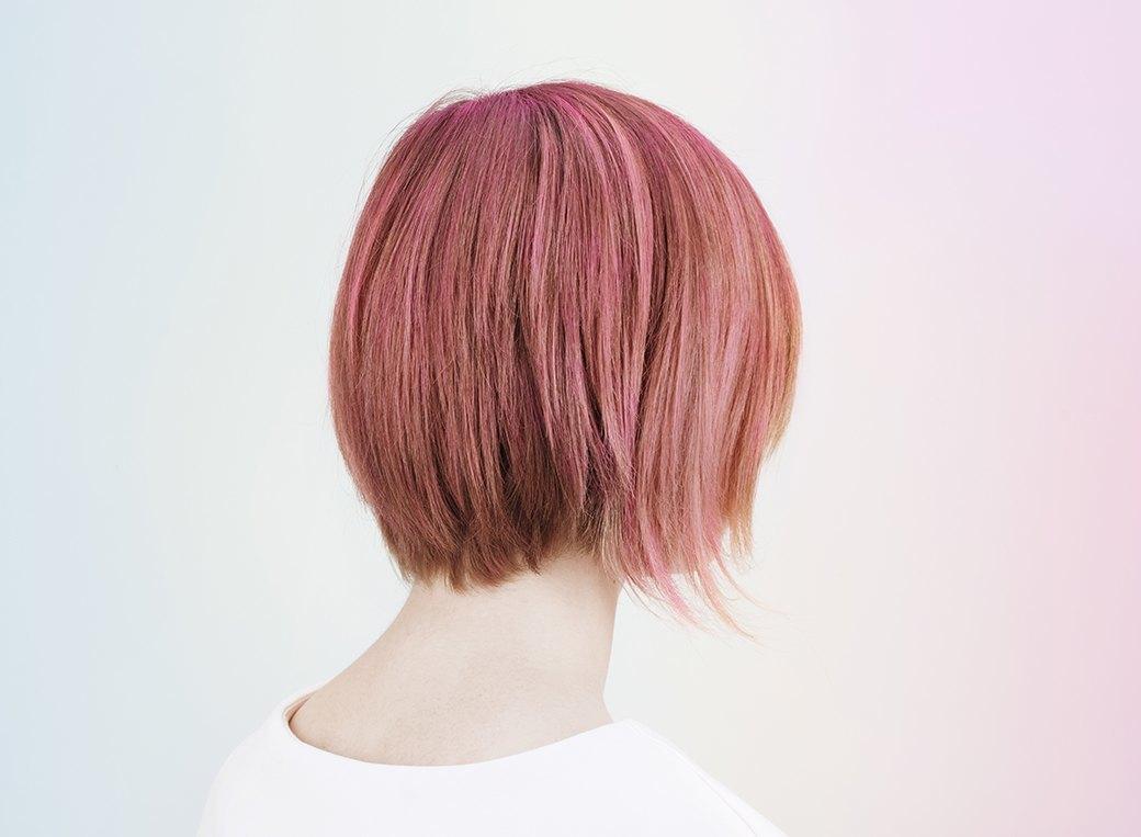 Инструкция: Цветные волосы быстро и ненадолго. Изображение № 4.