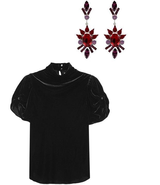 Комбо: Чёрное с красным. Изображение № 2.