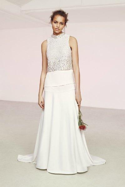 ASOS показали лукбук коллекции свадебных платьев. Изображение № 4.