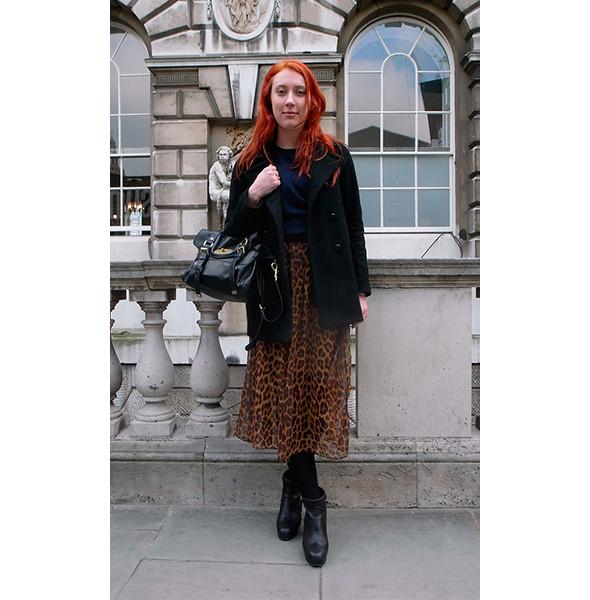 London Fashion Week: день первый — луки. Изображение № 12.