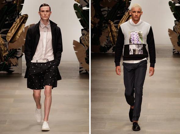 Показы на London Fashion Week SS 2012: Мужской день. Изображение № 2.