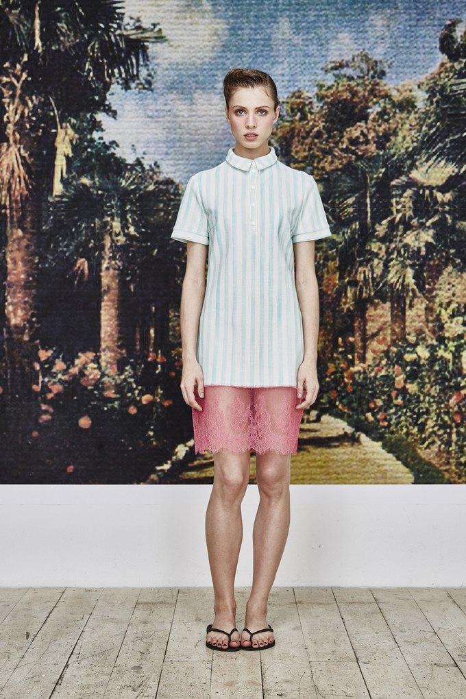 Пижамы, сетка и «Интурист» в новом лукбуке Walk of Shame. Изображение № 26.