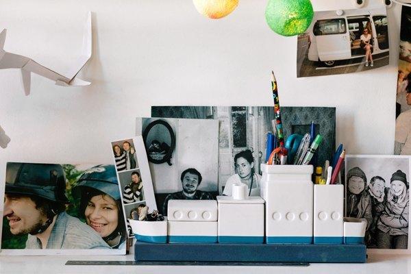 Дизайнер интерьера Мария Плешакова у себя в гостиной. Изображение № 5.