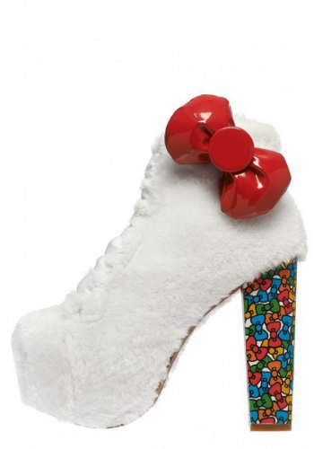 Jeffrey Campbell посвятили коллекцию обуви Hello Kitty. Изображение № 4.