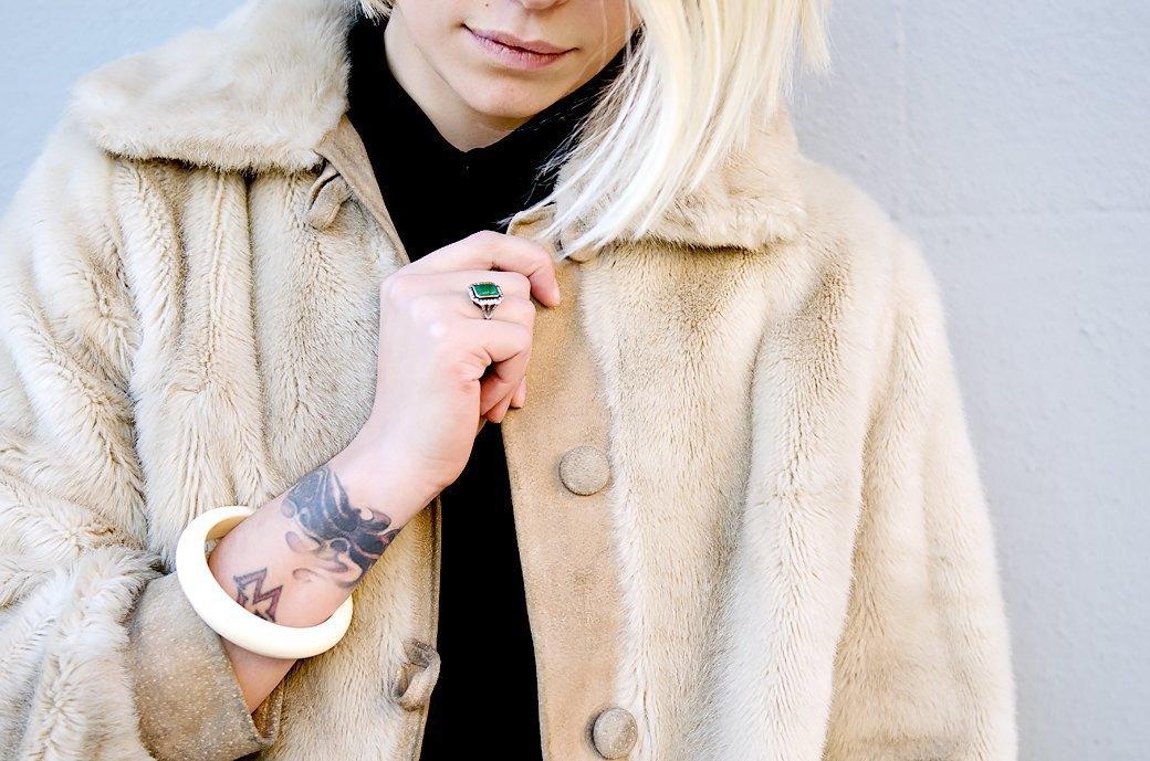 Даша Сельянова,  дизайнер марки ZDDZ. Изображение № 13.