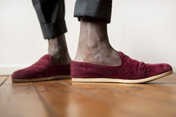 Гардероб: Виктор Амечи Мэнди, креативный директор Designersymposium.com. Изображение № 46.