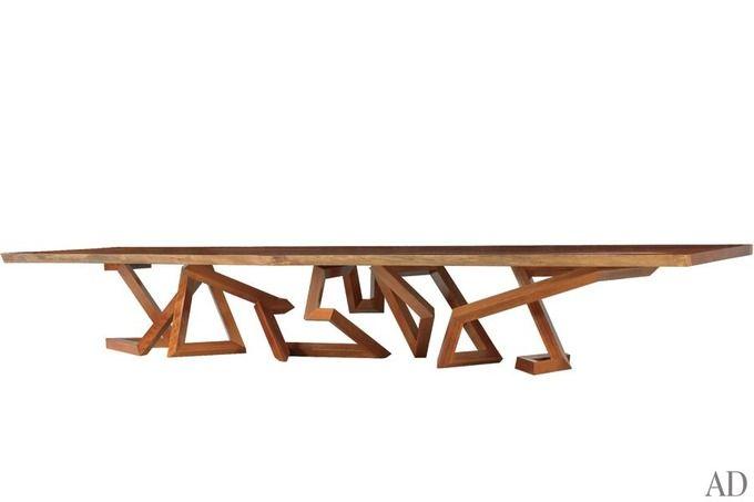 Брэд Питт создал коллекцию мебели вместе с Фрэнком Полларо. Изображение № 5.
