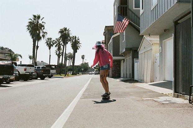 Калифорния  на кабриолете и скейте  за 21 день. Изображение № 4.