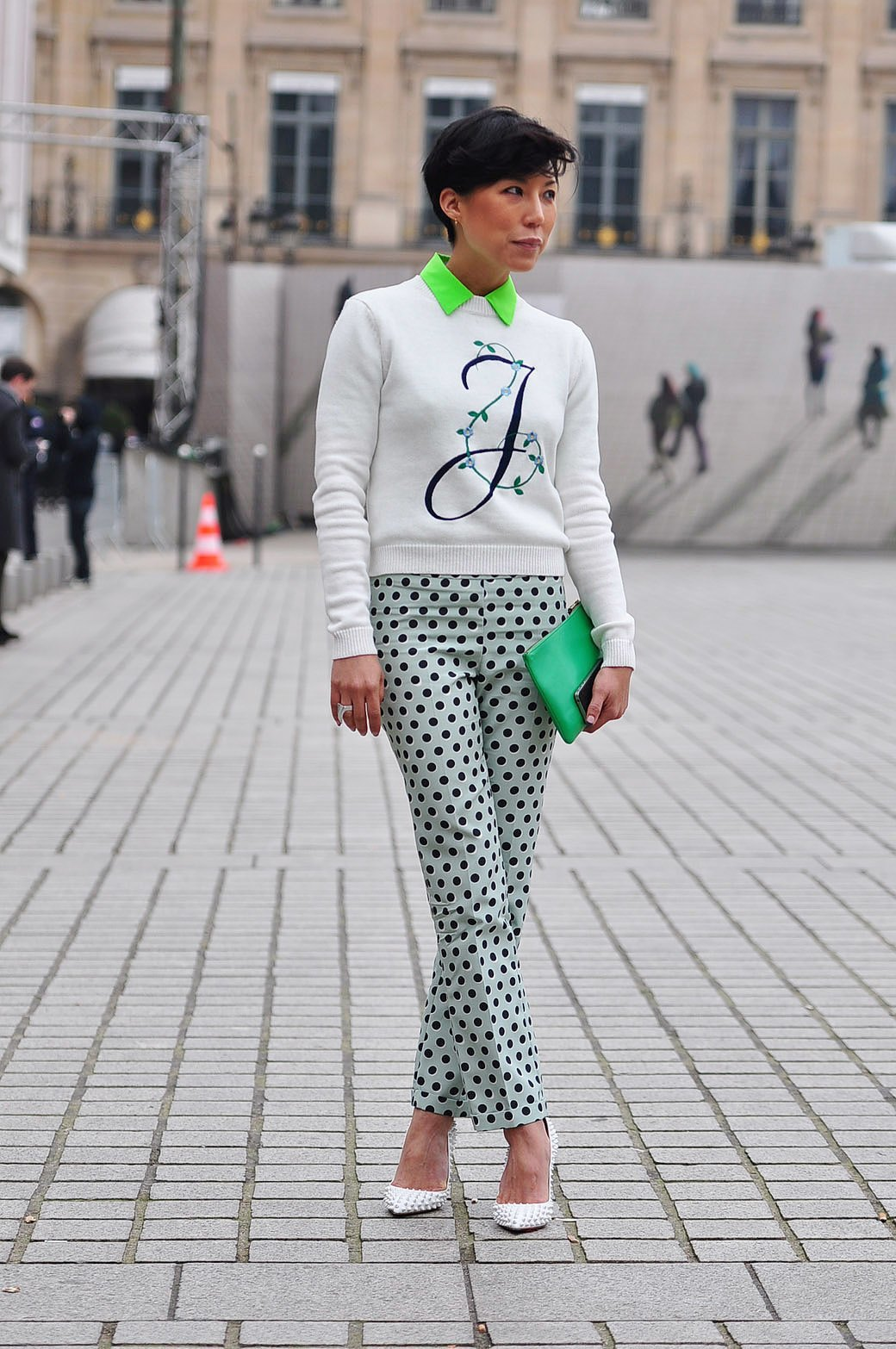 Гости Парижской недели моды FW13, часть 2. Изображение № 25.