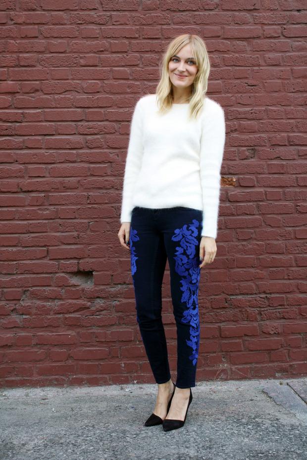 Гардероб: Мари Хэндкер Уолтерс, автор блога Blame It On Fashion. Изображение № 1.