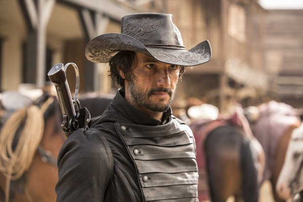 Сериал Нолана «Westworld»: Россыпь звёзд и роботы на Диком Западе. Изображение № 5.