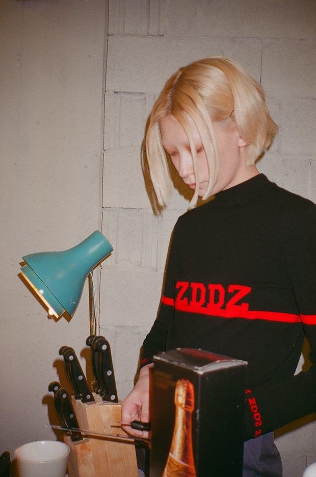 Презентация новой коллекции ZDDZ London в Москве. Изображение № 14.