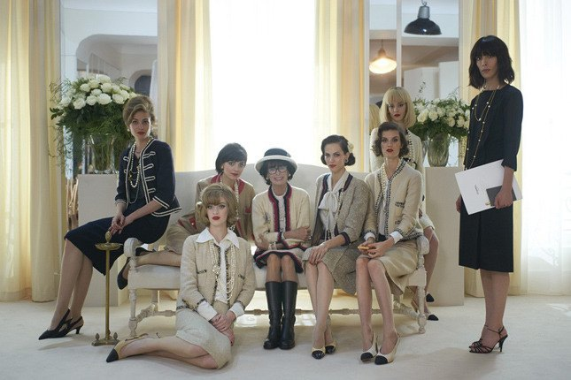 Карл Лагерфельд снял фильм о Коко Шанель. Изображение № 1.