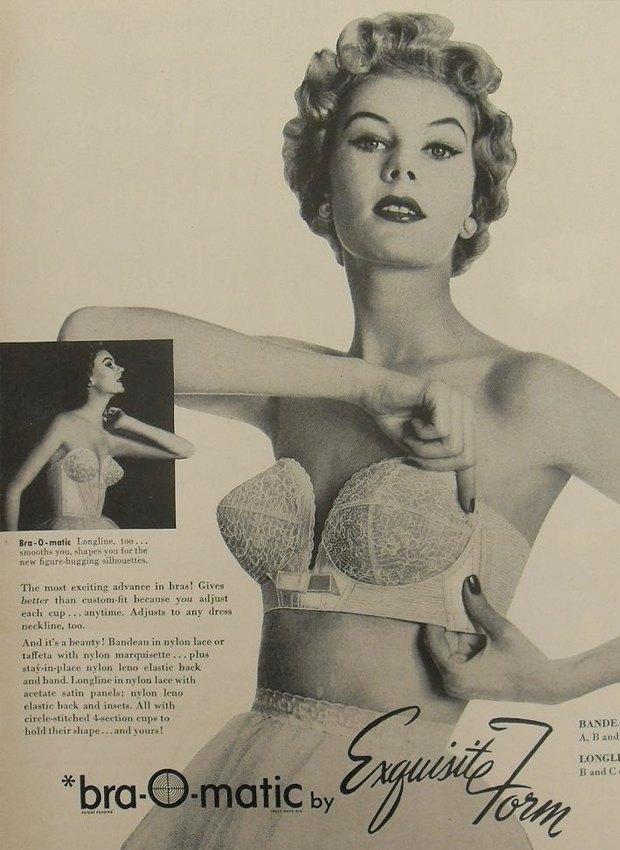 Как менялись стандарты модельной внешности. Изображение № 7.