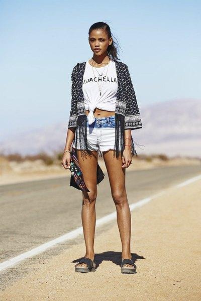 H&M показали лукбук коллекции, посвященной Coachella. Изображение № 1.