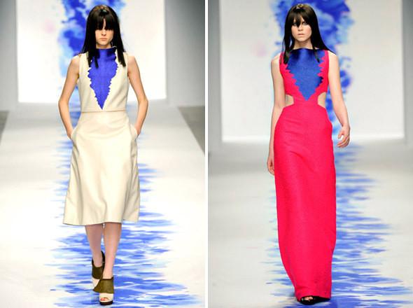 Показы на London Fashion Week AW 2011: день 3. Изображение № 22.