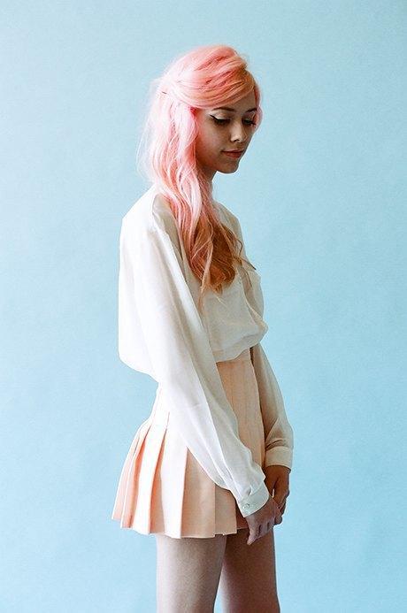 Блогер Кейли Флайт  о любимых нарядах. Изображение № 8.