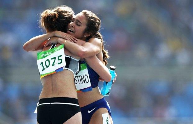 Спортсменки, которых мы полюбили за эту Олимпиаду. Изображение № 5.