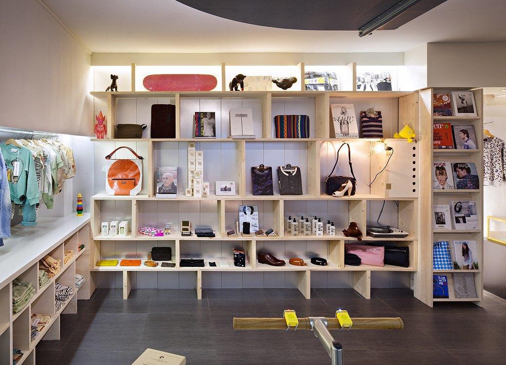 По каким магазинам ходить в Амстердаме. Изображение № 18.