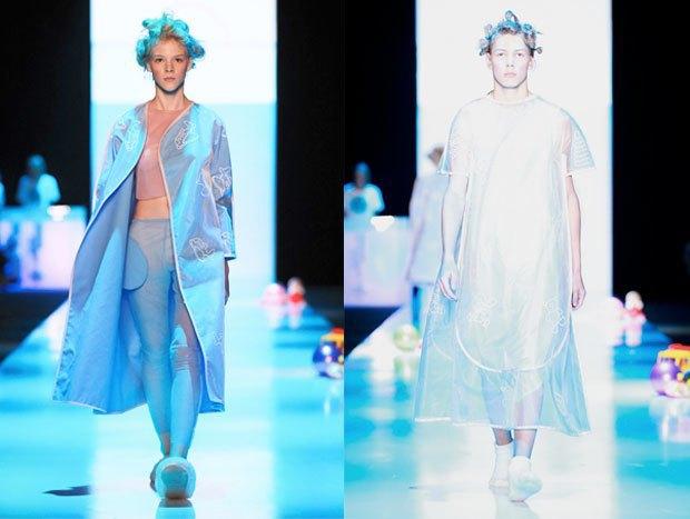 Лучшее, что случилось на Mercedes-Benz Fashion Week Russia. Изображение № 2.