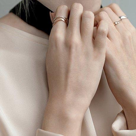 Ответственное решение: Где заказать современные обручальные кольца. Изображение № 11.