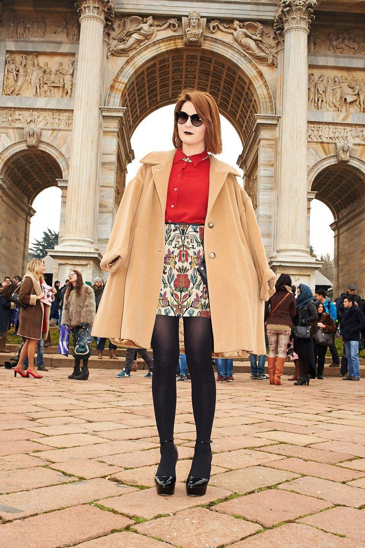 Стритстайл: Неделя моды в Милане,  часть III. Изображение № 14.
