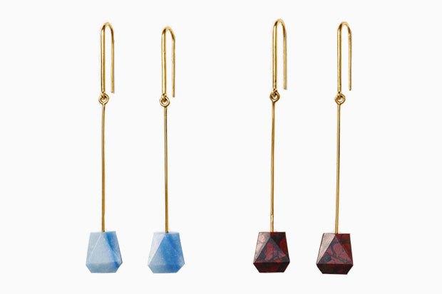 Для любителей минимализма: 10 пар серёг от простых до роскошных. Изображение № 3.