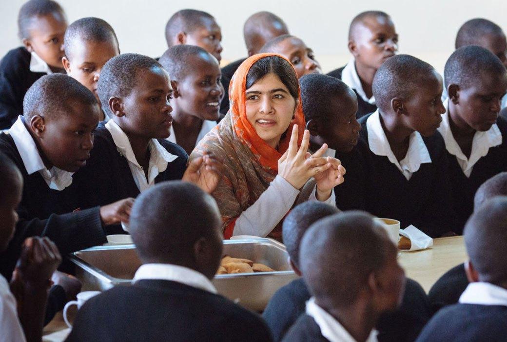 Нобелевская лауреатка Малала Юсуфзай и цена мирной борьбы. Изображение № 1.