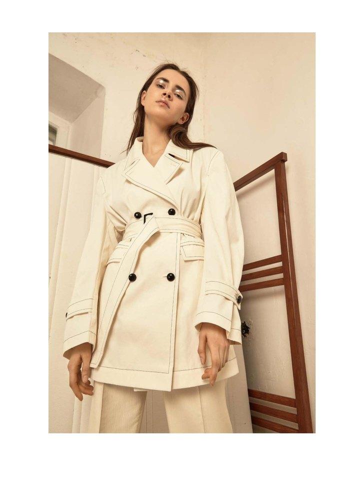 Новая коллекция Sergey Soroka вдохновлена мужским гардеробом. Изображение № 17.