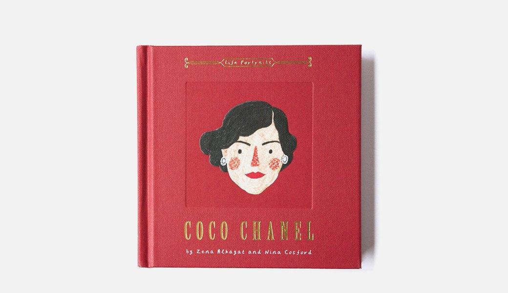 Иллюстрированная биография Коко Шанель. Изображение № 1.