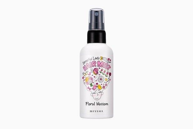 Парфюмированный мист для волос Missha Senseful Lady Hair Mist Floral Blossom. Изображение № 10.