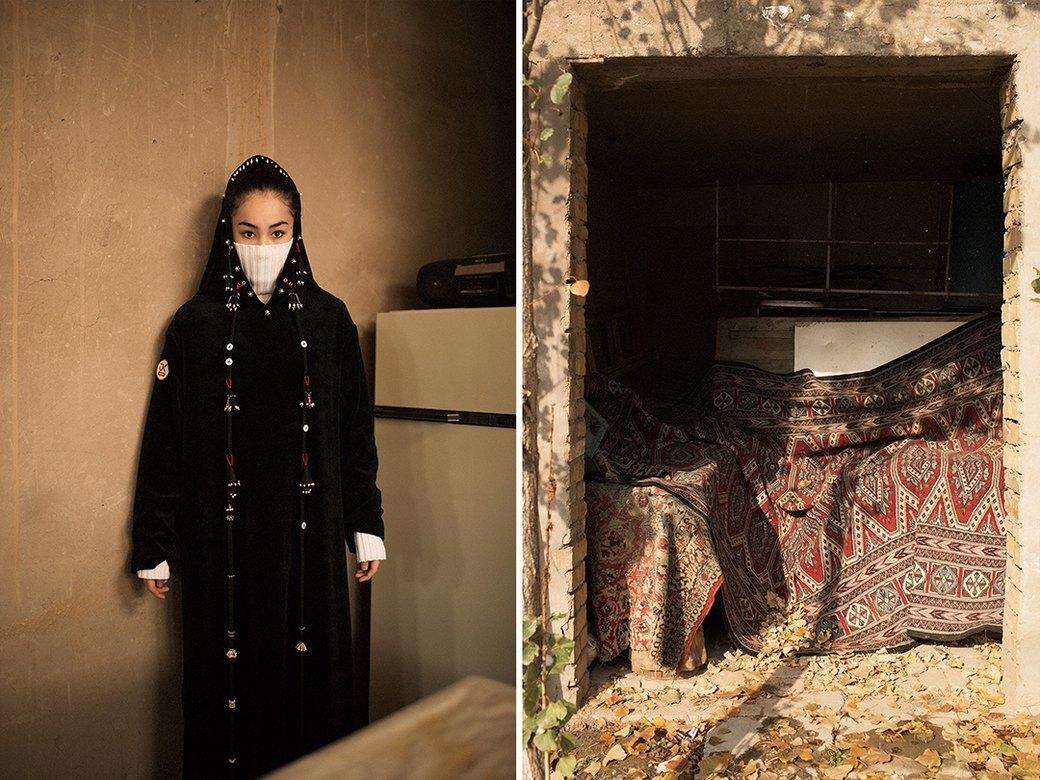 Жительницы Узбекистана в новом лукбуке J.Kim. Изображение № 6.