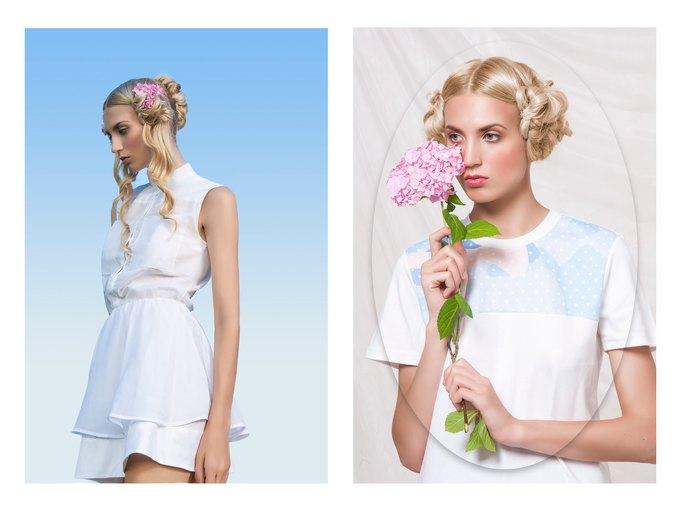 Фото Евгения Павленко, стиль Ксения Шнайдер, модель Ксения Биличкевская. Изображение № 5.