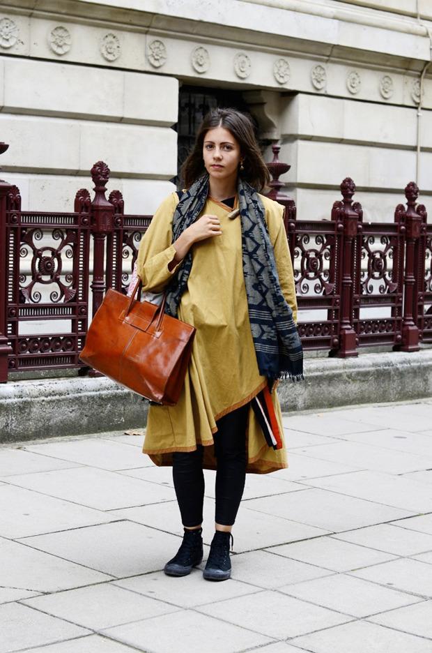 Streetstyle: Неделя моды в Лондоне, часть 2. Изображение № 33.