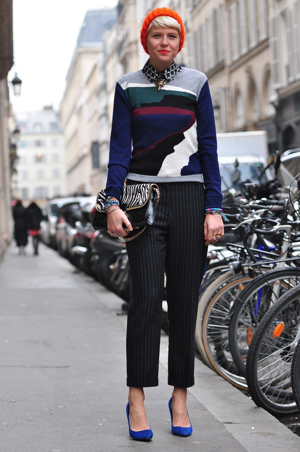 Гости Парижской недели моды FW13, часть 2. Изображение № 10.