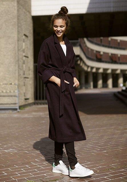 Модель: Джена Голдсах (Models1), стиль: Александра Карл, фото: Эрик Вольстрём   . Изображение № 3.