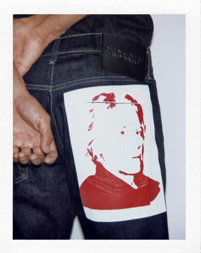 Calvin Klein Jeans и фонд Энди Уорхола показали совместную коллекцию. Изображение № 2.