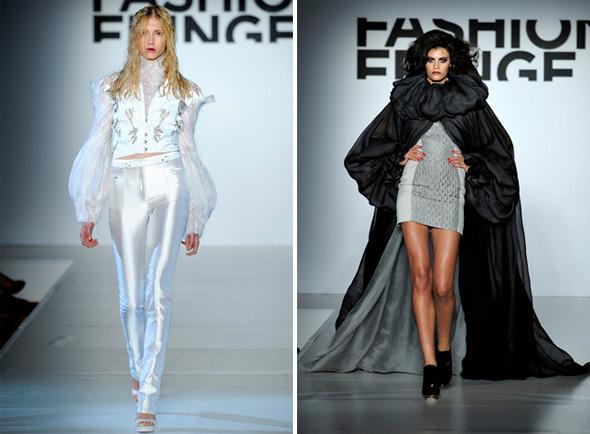 Показы на London Fashion Week SS 2012: День 2. Изображение № 13.