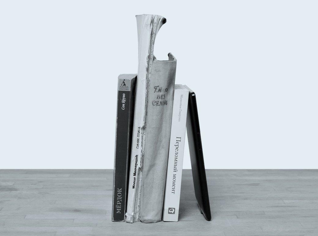 Главный редактор «Секрета фирмы» Дарья Черкудинова  о любимых книгах. Изображение № 2.