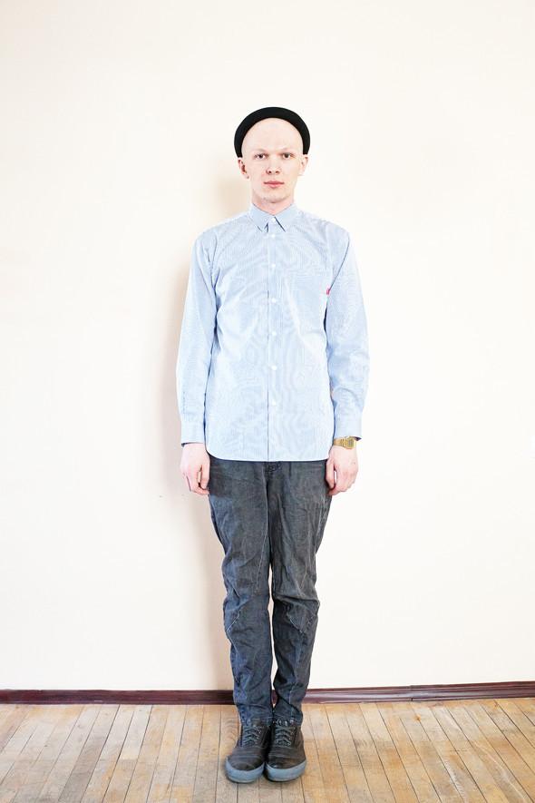 Гоша Карцев, стилист и дизайнер одежды. Изображение № 21.