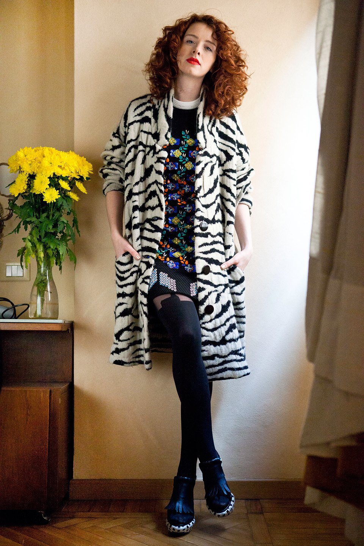 Кармел Уолш, стилист флорентийского магазина Luisa Via Roma. Изображение № 20.