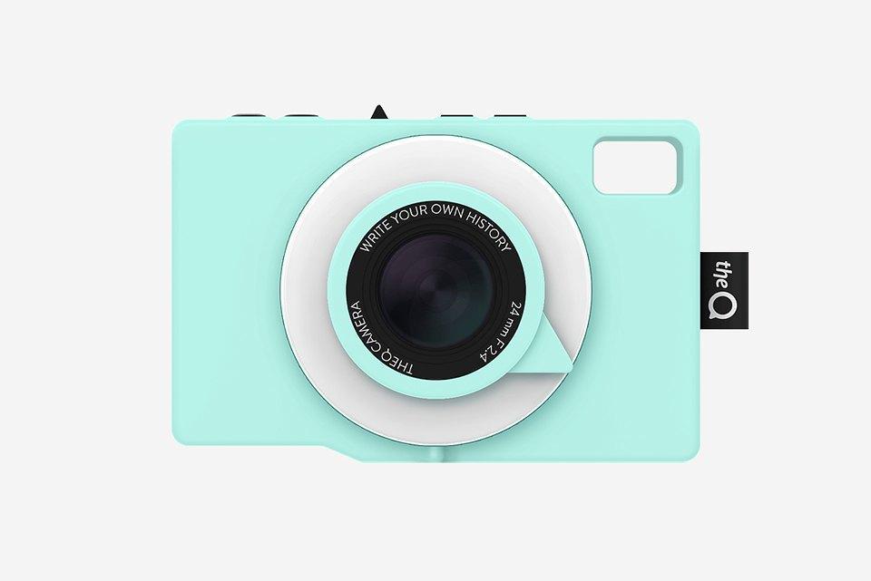 Самый красивый фотоаппарат для интернет-зависимых theQ . Изображение № 7.