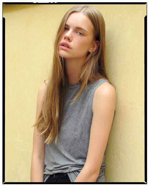 Новые лица: Стина Рапп Вастенсон, модель. Изображение № 6.