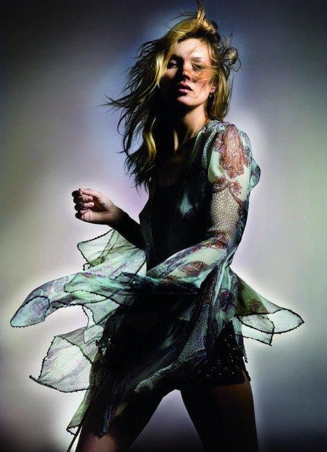 Кейт Мосс и Topshop показали новую совместную коллекцию. Изображение № 2.