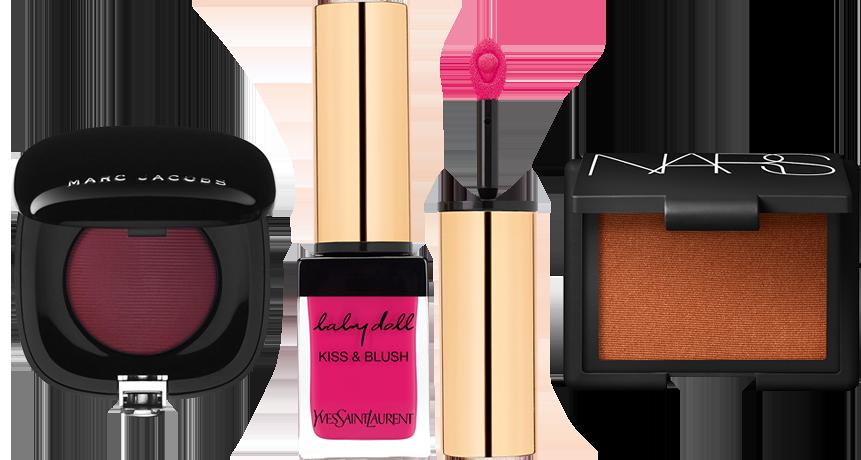 Яркие тени, блески  и другая косметика  для летнего макияжа. Изображение № 2.