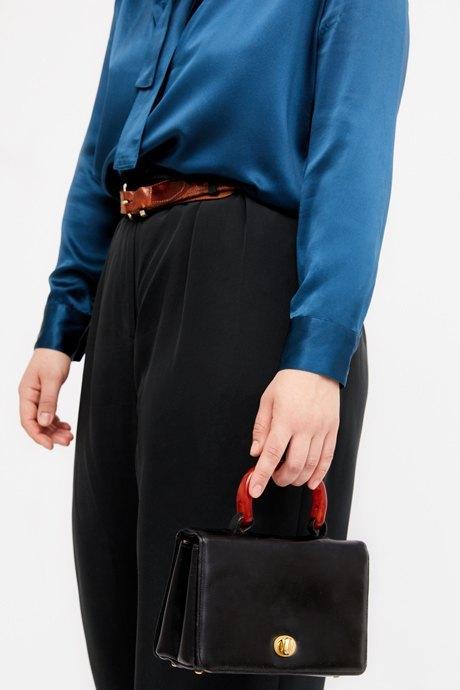 Основательница винтажного магазина More is More Аня Кольцова о любимых нарядах. Изображение № 11.
