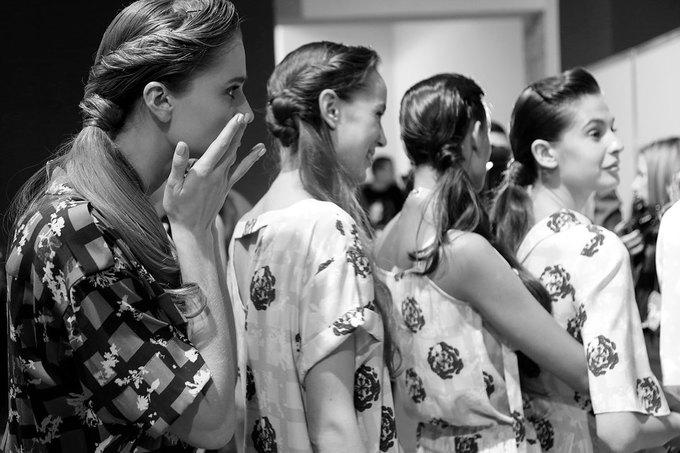 Что происходит  с украинской модой: Коллекция Poustovit SS14. Изображение № 5.
