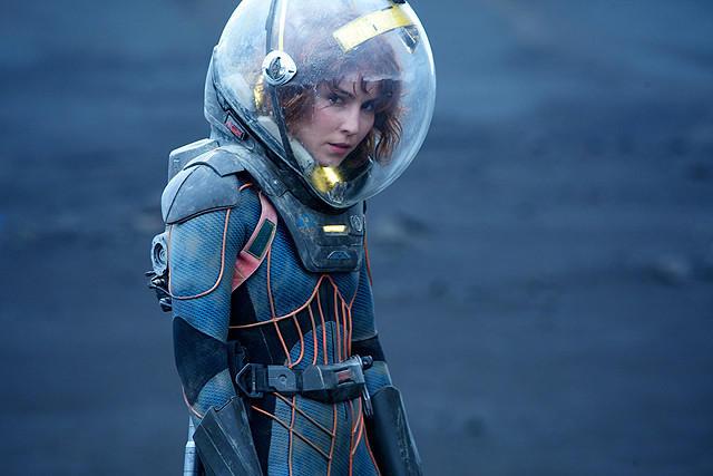 Фантастические женщины в космосе. Изображение № 4.