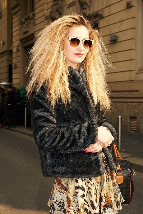 Стритстайл: Неделя моды в Милане,  часть II. Изображение № 3.