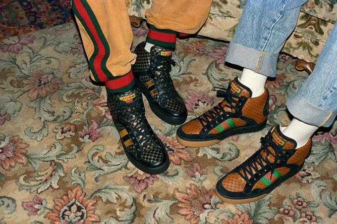 Gucci показали коллаб с дизайнером Дэппер Дэном. Изображение № 19.